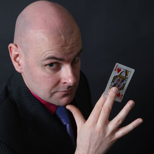 David the Illusionist Magician Nottinghamshire
