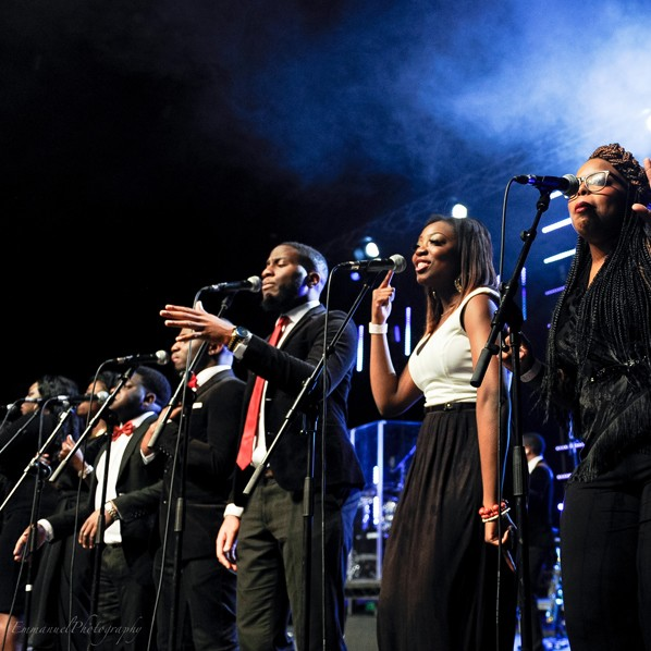 Desire Gospel Choir  London
