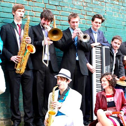 Dispersion Pequena Latin, Salsa or Cuban Band London