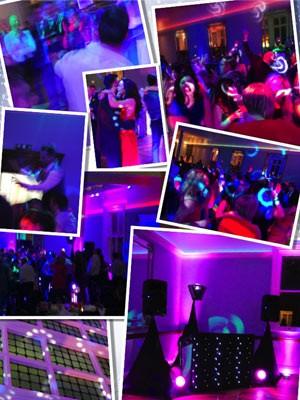 DJ Steve Woodford Wedding DJ Staffordshire
