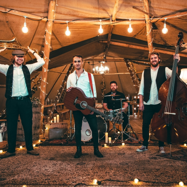 Wild Tribe Pop, Rock, Indie Folk Party Band Cheshire