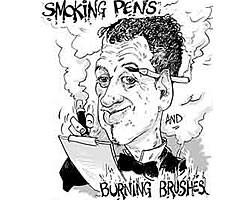 Mike Bryson Caricaturist West Yorkshire