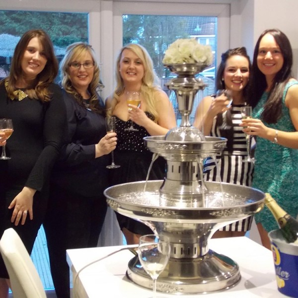 Drinks Fountain Cocktail Fountain Hampshire