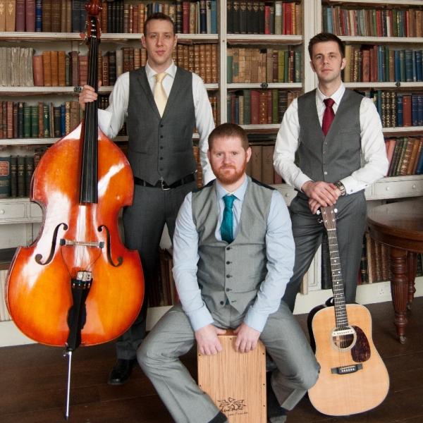 The London Elite Acoustic Pop Trio Dorset