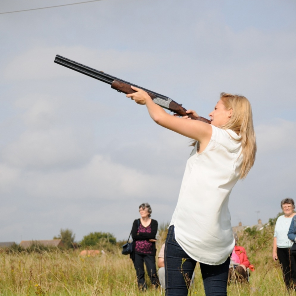 Laser Clay Pigeon and Shooting Games Laser Clay Shooting Cambridgeshire