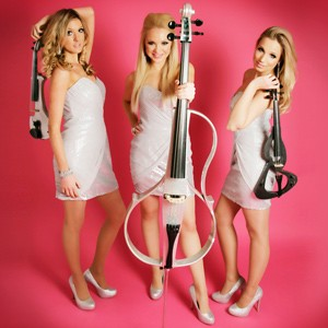 Electrica String Trio  London