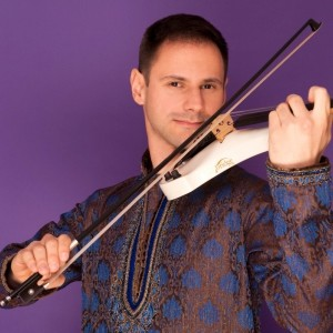 Damian Electric Violinist Solo Wedding Violinist Greater Manchester