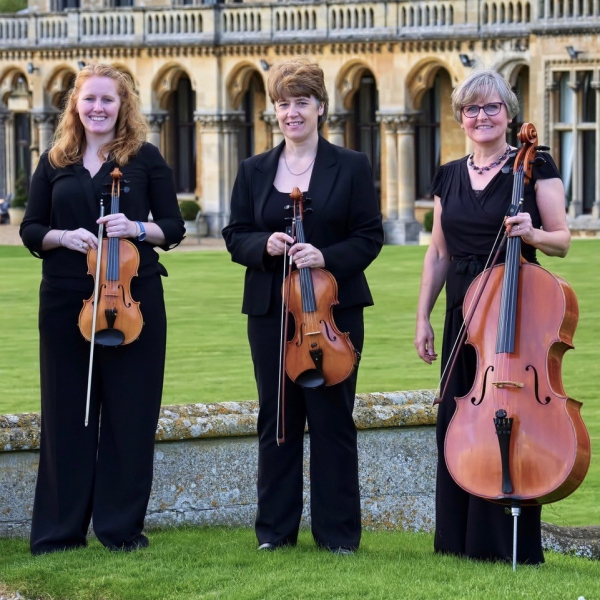 Trio Primo String Trio Worcestershire