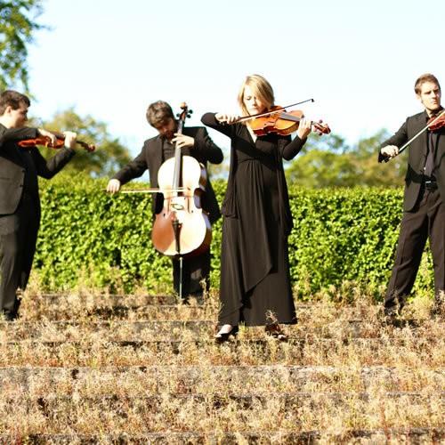 Etive Quartet String Quartet Glasgow