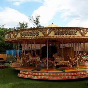 Fairground Carousel Carousel London