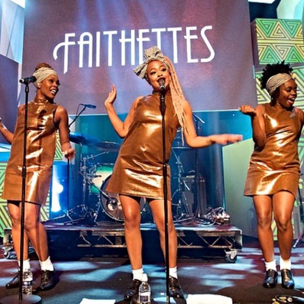 Faithettes  London