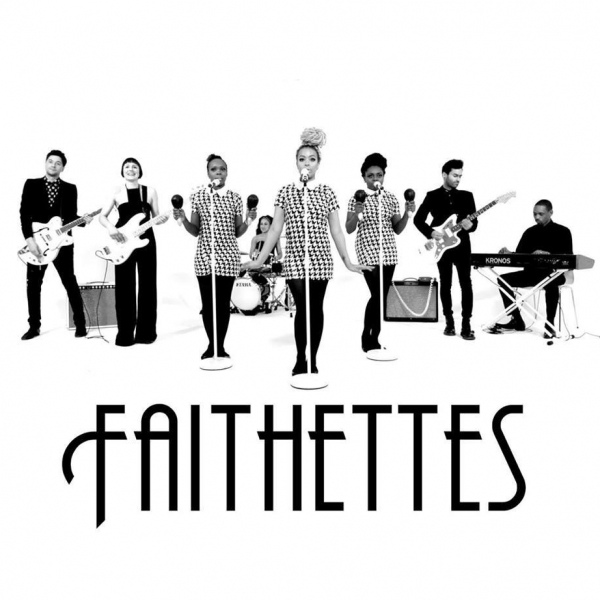 Faithettes Paloma Faith's Live Show Band London