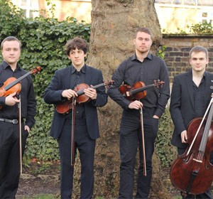 Faustus String Quartet  London