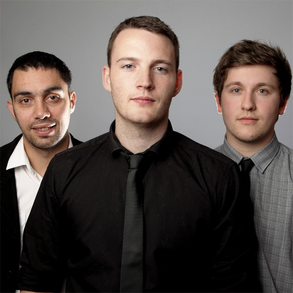 Festival Anthems Rock and Pop Trio Essex