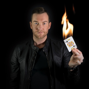 Keven Starl Magician London