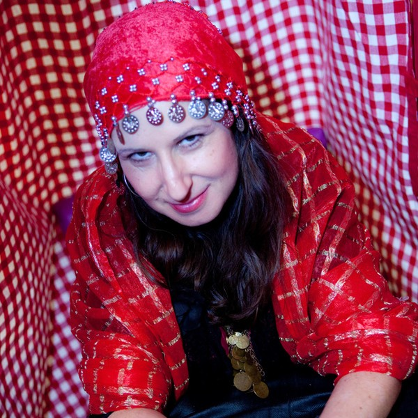 Fun Fortune Teller Street Performer London