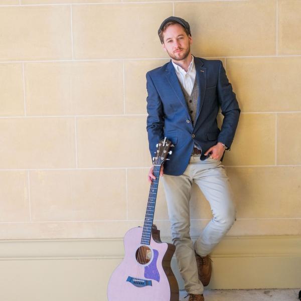 Jay John Singer Guitarist Somerset