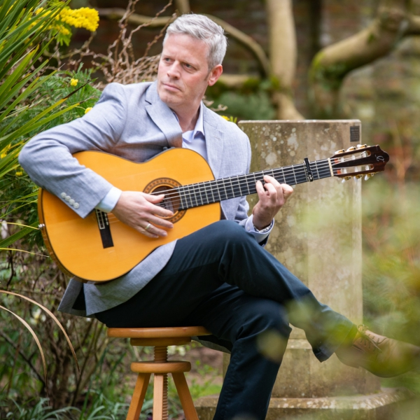 Glenn Sharp Classical Guitarist Greater Manchester
