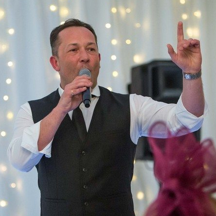 James Sings Wedding Singer Lancashire