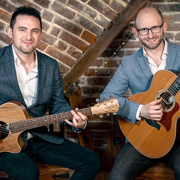 Guitar Brothers Acoustic Guitar Duo Surrey