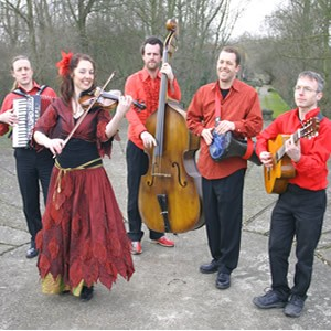 Gypsy Magic Eastern European/ Balkan Band London