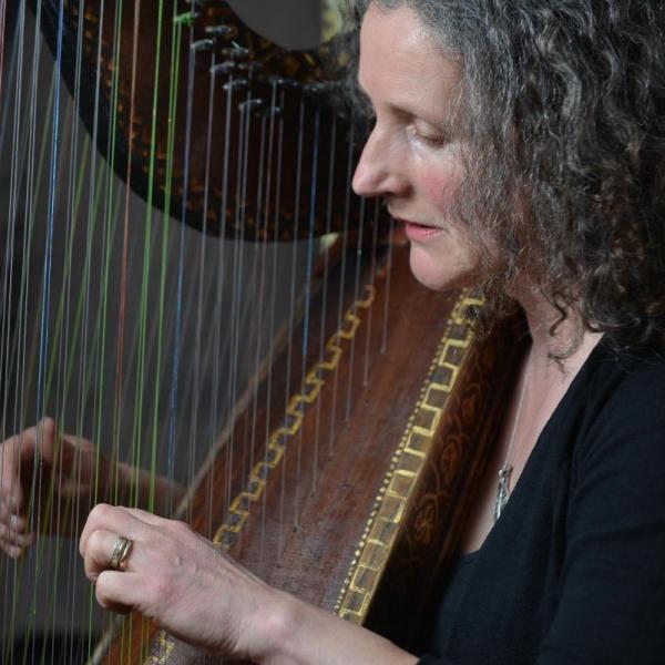 FW Harp (Harpist) Harpist West Yorkshire