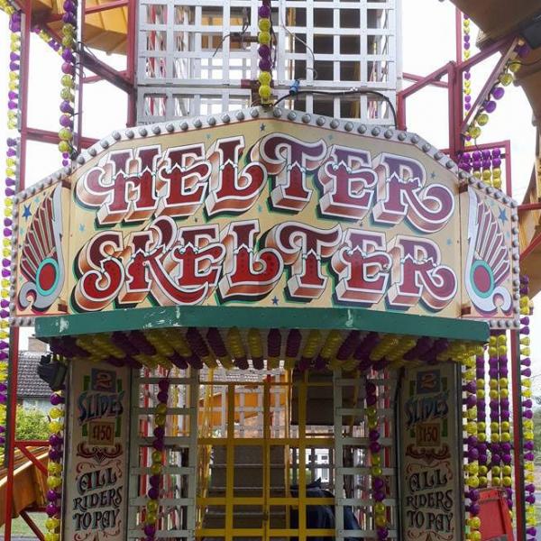 Helter Skelter Helter Skelter London