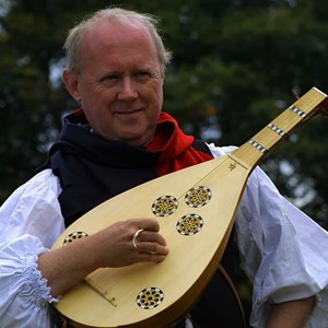 Historical Music Medieval Musician West Yorkshire