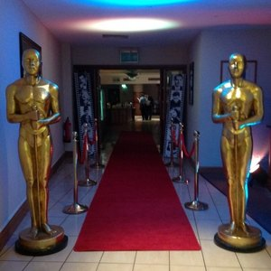 Hollywood Themed Parties Event Decor Cambridgeshire