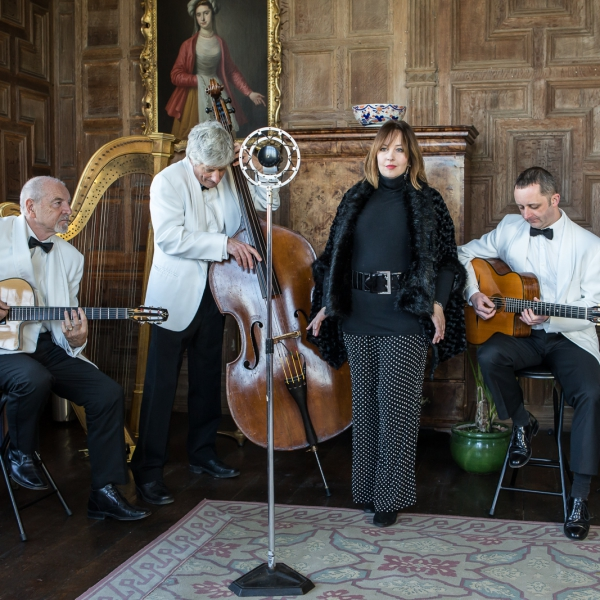 Sweet And Lowdown Jazz and Swing Quintet Oxfordshire