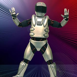 Ilan the Robotic Man Dancer Greater Manchester