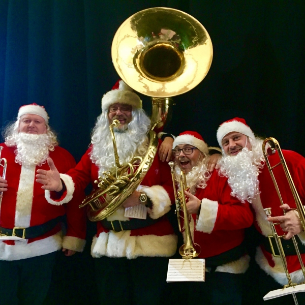 Christmas Brass Christmas Brass Quartet London