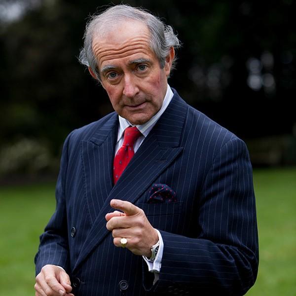 Prince Charles  (Charles Haslett) Prince Charles Look alike Dorset