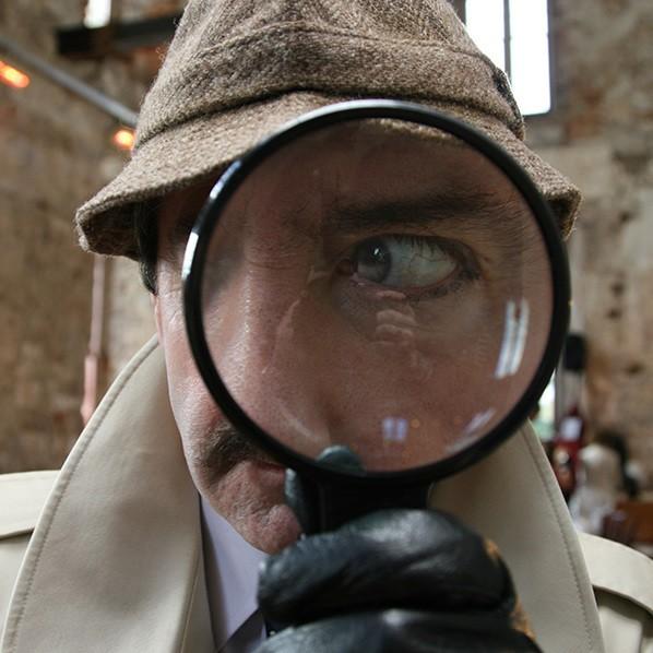 Inspector Clouseau (Charles Haslett) Inspector Clouseau Look alike Dorset