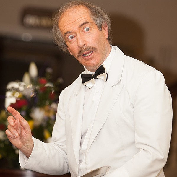 Manuel (Charles Haslett) Lookalike Dorset