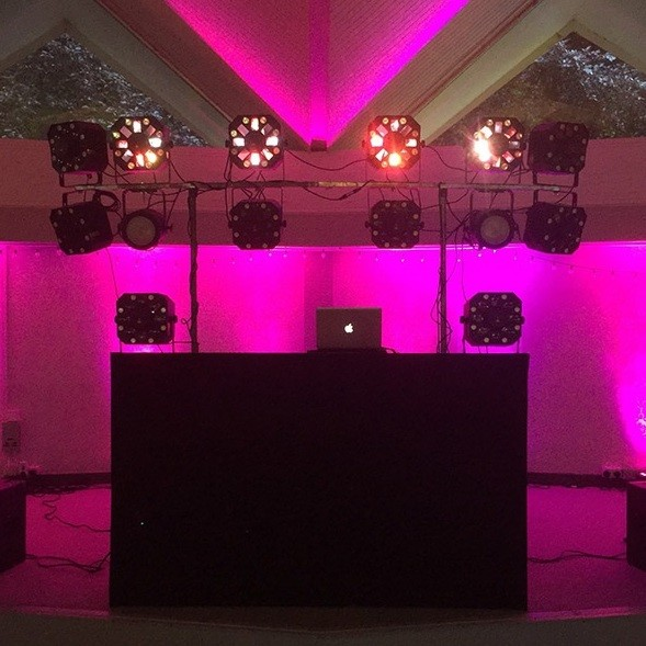 The Flying Scotsman Wedding DJ Fife