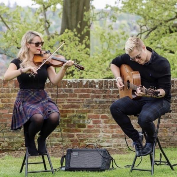 Traditional Duo Irish / Folk Band London