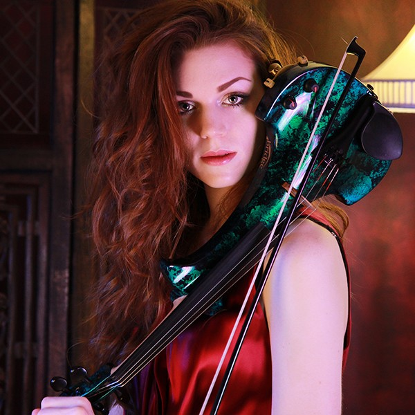 Lauren The Violinist Electric Violinist Greater Manchester