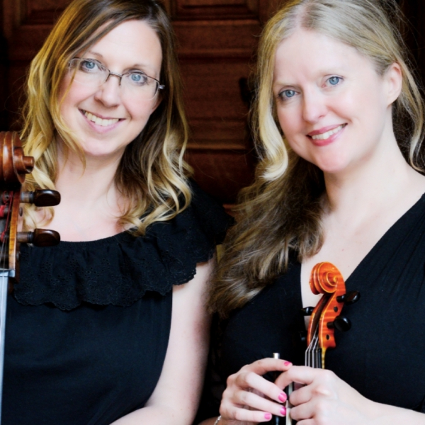 Venus Strings Violin and Cello Duo Worcestershire