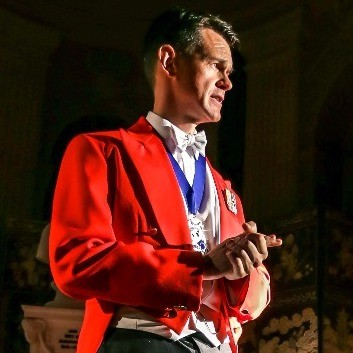 The Professional Toastmaster  Shropshire