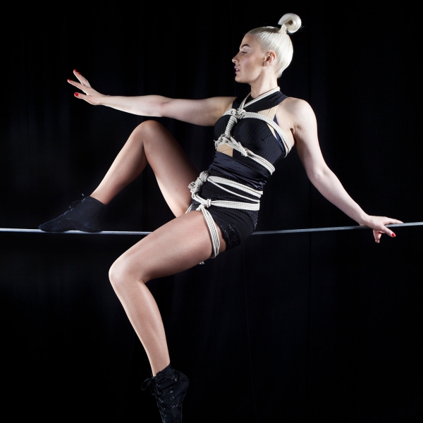 Tightwire Dancer Hannah Tightwire Dancer London