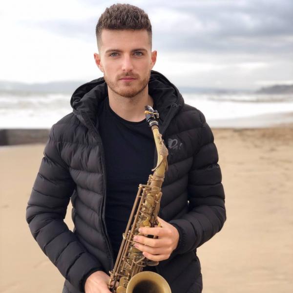 Joe On Sax Saxophonist Dorset