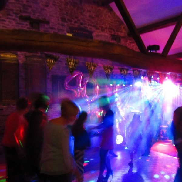 Charisma Sound and Light Show Wedding DJ Lincolnshire