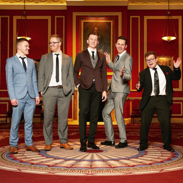 The Hudson Swing Jazz Band London