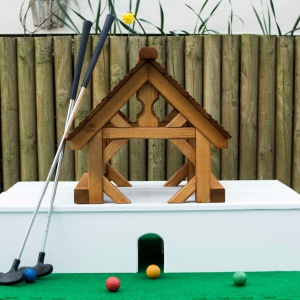 Crazy Golf Fun Giant and Outdoor Games Staffordshire