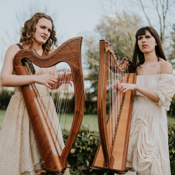 Ace of Harps Harp Duo / Vocal Duo Kent