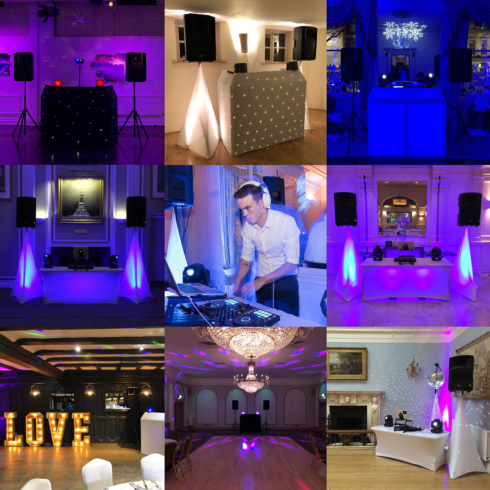 DJ Rushe Wedding DJ London