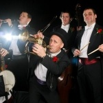 Charleston Swingers Swing Band Lancashire