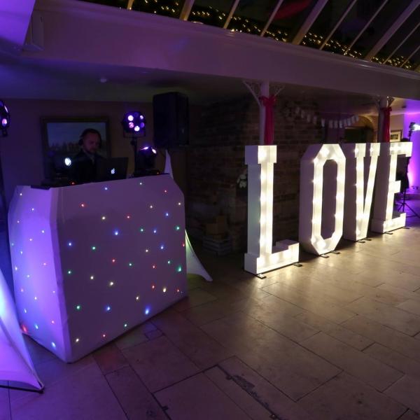 Coastal DJs Wedding DJ Dorset