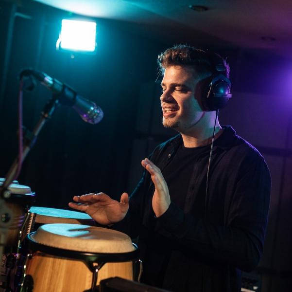 Percussionist Jacob Percussionist Essex